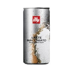 Illy Cafe Macchiato 200 ml