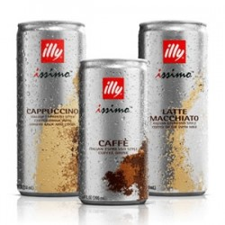 Illy Cafe Cappuccino