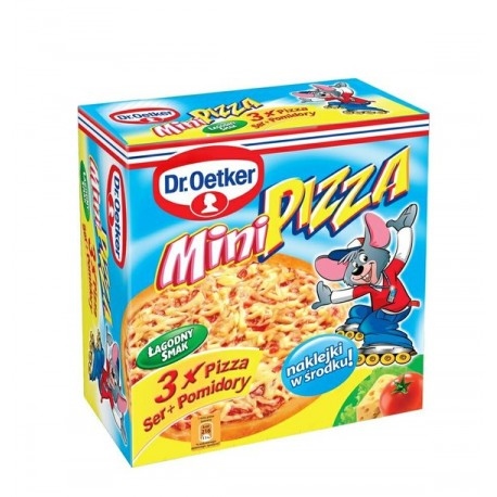Dr. Oetker Mini Pizza