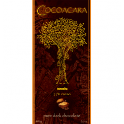 Terravita Cocoacara Pure Dark Chocolate